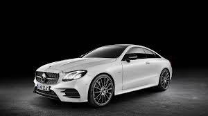 2018 mercedes benz coupe. plain coupe 2018 mercedesbenz eclass coupe revealed ahead of detroit auto show debut intended mercedes benz coupe d