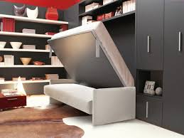 Fold Up Wall Bed: a Brand New Style to Have Comfortable Bedroom even in Narrow Space