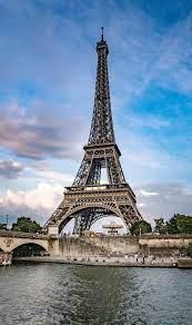 Wallpaper Eiffel Tower Dp - Beautiful Place