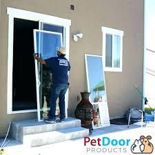 installing a doggie door door installation cost dog door installation pet door installation dog door installation