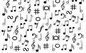Music Symbol Aesthetic Music Black ...