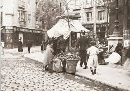 Fotos antiguas: Un Madrid galdosiano (1897) - Secretos de Madrid