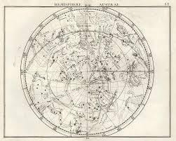 Star Charts For Southern Hemisphere Southern Hemisphere Star Chart