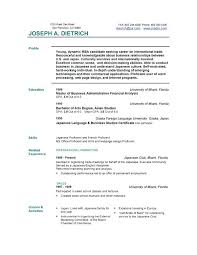 Resume Template Download Free Skilled Resume Free Obtain