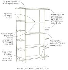 standard bookshelf depth. Standard Bookshelf Depth Of Dimensions Drawing Throughout Height Plan And