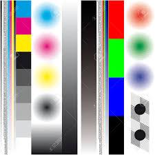 Printer Test Pattern Interesting Inspiration Design