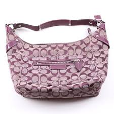 2017 authentic coach purple totes handbags on store weliveoneworld  coach  penelope hobo signature handbag
