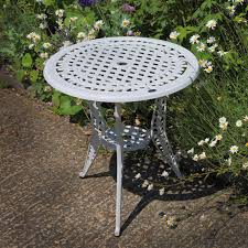 white ivy bistro table arrived within 24 hours of placing order and by standard delivery excellent