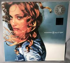 Madonna Ray Of Light Vinyl Clear Lp Madonna Ray Of Light Limited 2lp 180g Clear Vinyl Rsd 2018 New Mint Sealed 603497856220 Ebay