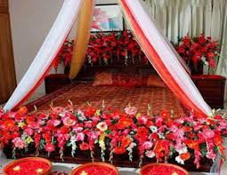 decorate wedding room for first night
