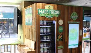 Salad Vending Machines Enchanting This Healthy Vending Machine Sells Salad For Up To 48% Less Than
