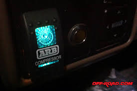 review arb twin air compressor off road com arb on board compressors are one of the best on the market having the