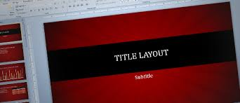 Ppt Template Red Magdalene Project Org