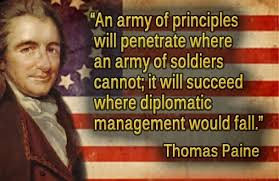 navy reads our key founder thomas paine  our key founder thomas paine