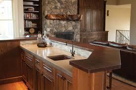 Bar Sink Design Create A Wow Worthy Wet Bar With Native Trails Bar Sinks