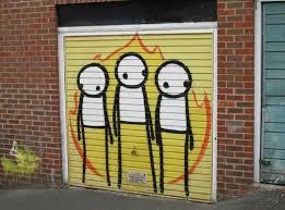garage door artClose Calls 12 Breathtakingly Creative Garage Doors  Urbanist