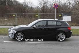 2013 BMW 1 Series 5-door facelift side