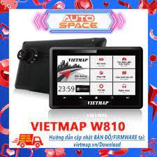 VietMap W810 - Thẻ nhớ 32GB - Camera Hành Trình Ô Tô Tích Hợp Màn Hình Dẫn  Đường