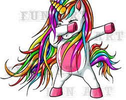 <b>Dabbing unicorn</b> | Etsy