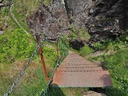 Alte treppen in neuem glanz! Meraner Hohenweg Wanderung Durch Die 1000 Stufen Schlucht Suedtirol Kompakt Com