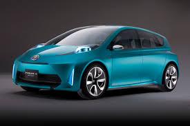 Detroit 11': Toyota Prius C Concept Creates a New Compact Hybrid ...