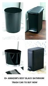 sears trash cans best black bathroom trash can min bear covered kitchen garbage cans bathroom trash