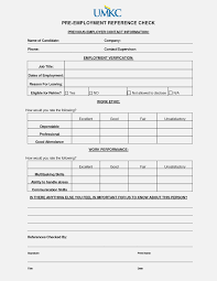 Reference Verification Form Reference Verification Form Juve Cenitdelacabrera Form And