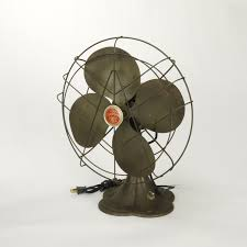 just found an emerson electric junior fan 1939 1949 at a local antique