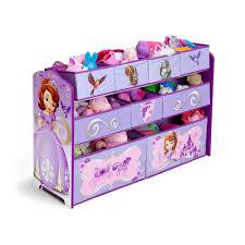 Sofia The First Bedroom Accessories Disney Junior Sofia The First Deluxe 9 Bin Organizer Toysrus