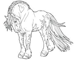 spirit the horse coloring pages coloring pages horse printable horse coloring pages for s beautiful in