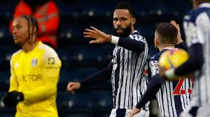 West Bromwich Albion vs. Fulham - Football Match Report - January ...