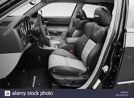 2007 Dodge Magnum SRT8 in Blue - Front seats Stock Photo: 16052417 ...