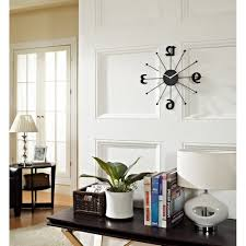 Small Picture Decor Large Modern Wall Clocks Modern Wall Clocks Modern Wall