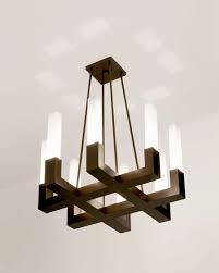 linea chandelier