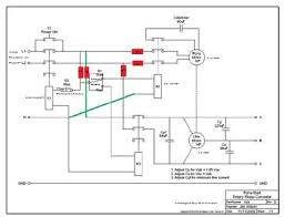 static phase converter wiring diagram static image rotary phase converter wiring diagram solidfonts on static phase converter wiring diagram