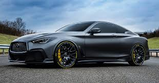 infinity auto. infiniti q60 project black s: pirelli deal hints at progress on potential m4 rival infinity auto