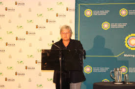 "SALGA on Twitter: ""Prof Dina Burger, from Cape Town University of ..."