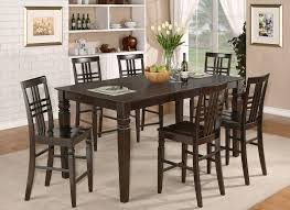 large size of tables chairs cool rectangle chocolate wooden high top kitchen tables wooden charming high dining