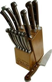4 14Case Kitchen Knives