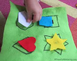 quiet book pages ideas learning shapes no sew quiet book page of quiet book pages ideas