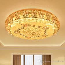 led ceiling chandeliers luxury noble creative round crystal chandelier lights for hotel villa living room bedroom ceiling chandeliers small chandeliers