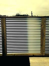 Corrugated Galvalume Siding Panels Decorative Corrugated Metal