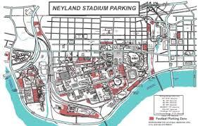Neyland Stadium Parking Lots Tickets And Neyland Stadium