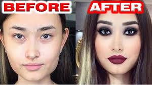 makeup transformation pilation female deception mgtow you