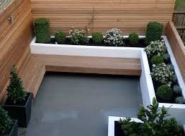 Small Picture Small Modern Garden Design Garden Ideas Small Contemporary Garden
