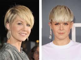 حلاقة جميلة لشعر قصير جدا أنواع حلاقة الشعر النسائية لشعر