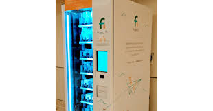 Google Vending Machine Magnificent Google Project Fi Offers Free Travel Items Through Vending Machine