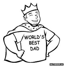 Small Picture Beautiful Fathers Day Coloring Pages Ideas Coloring Page Design