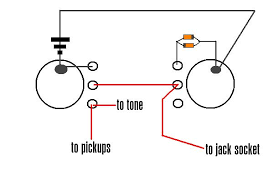 wiring diagram for motorcycle alarm images wiring guitar out tone control wiring diagrams