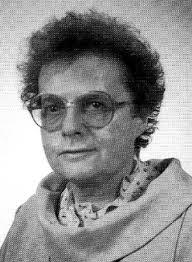 1950 begannen <b>Christel Schmidt</b> und Maria Pfister das gemeinsame ordensmäßige <b>...</b> - sr._maria_scholastika_pfister_ccr